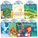 Nature Storybooks: Book and CD Pack