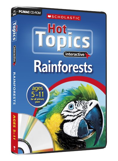 Rainforests CD-ROM