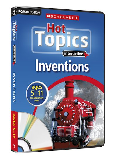 Inventions CD-ROM (Teacher Resource)