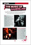 Bandslam: Sample Fact File (2 pages)
