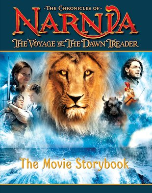 The Voyage of the Dawn Treader: The Movie Storybook