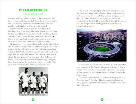 Pelé: Sample Chapter