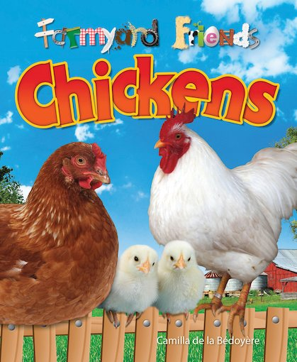 Farmyard Friends: Chickens