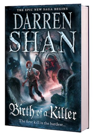 The Saga of Larten Crepsley: Birth of a Killer