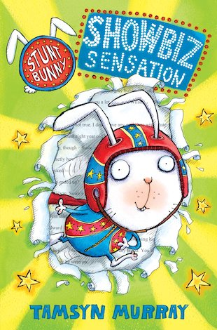 Stunt Bunny: Showbiz Sensation
