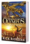 Heroes of Olympus: The Lost Hero