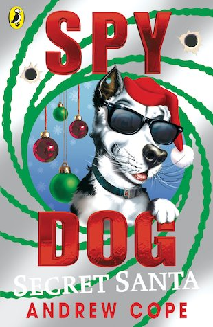 Spy Dog: Secret Santa