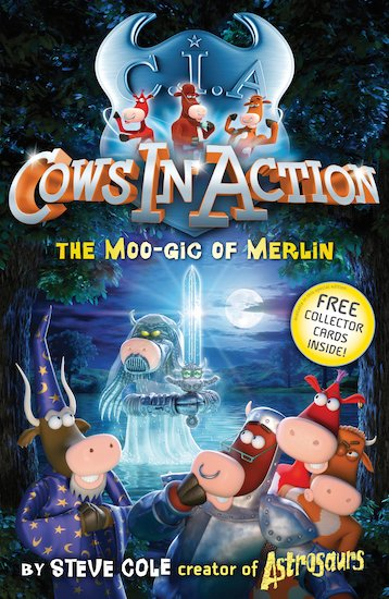 The Moo-gic of Merlin
