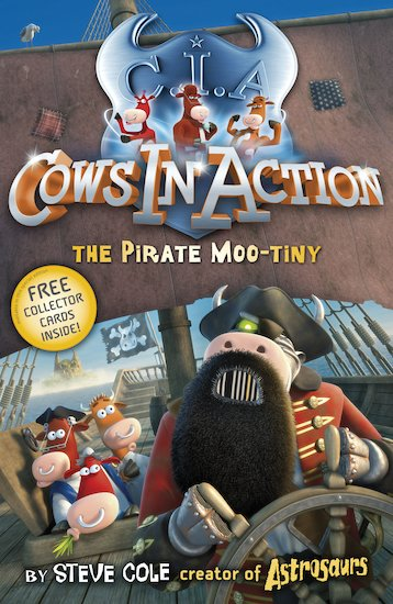 The Pirate Moo-tiny