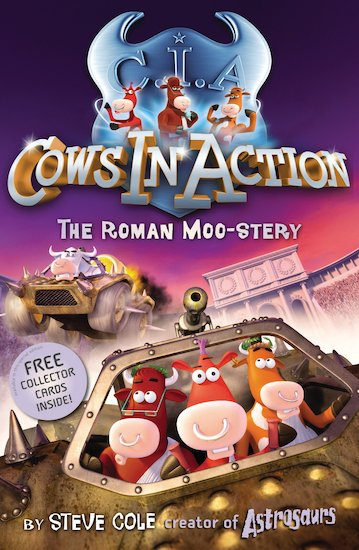 The Roman Moo-stery