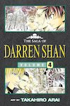 The Saga of Darren Shan Graphic Novel: Volume 4 - Vampire Mountain