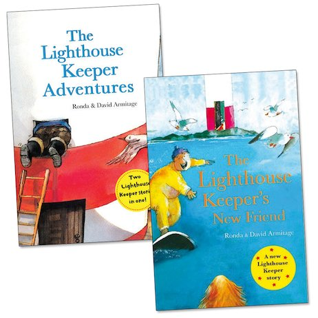 The Lighthouse Keeper Readers Pair
