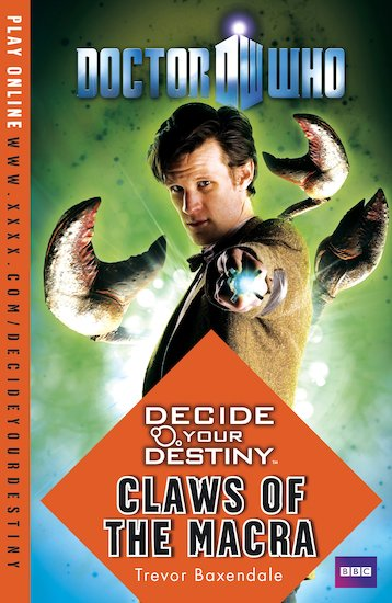 Doctor Who: Decide Your Destiny: Claws of the Macra
