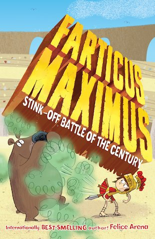 Farticus Maximus: Stink-Off Battle of the Century