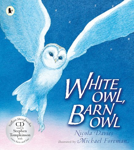 White Owl, Barn Owl: Book and CD