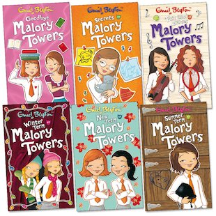 Malory Towers Pack