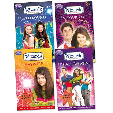 Wizards of Waverly Place Pack