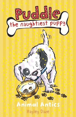 Puddle the Naughtiest Puppy: Animal Antics