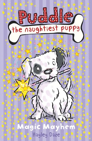 Puddle the Naughtiest Puppy: Magic Mayhem