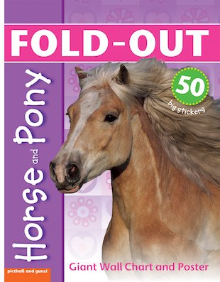 Fold-Out: Horse and Pony