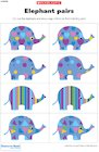 Elephant pairs