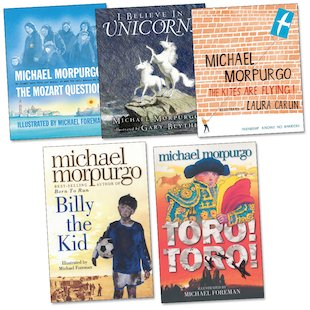 Michael Morpurgo War Pack