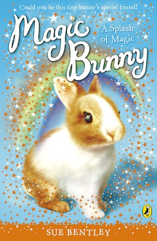 Magic Bunny: A Splash of Magic