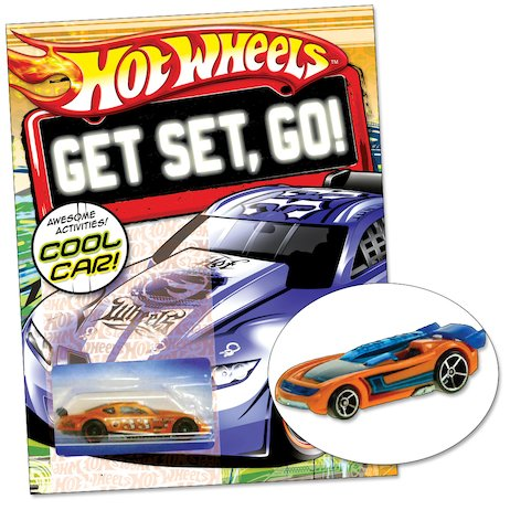 Hot Wheels: Get Set, Go!