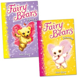 Fairy Bears Pair: Blossom and Sparkle