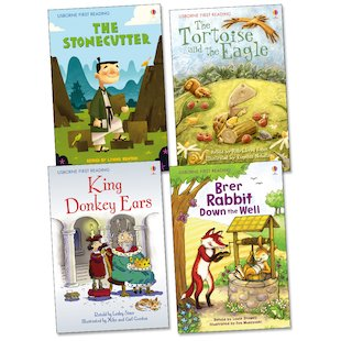Usborne First Reading Pack: Level 2