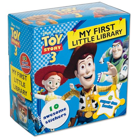 Toy Story 3: My First Little Library