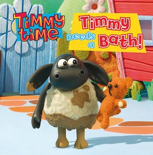 Timmy Time: Timmy Needs a Bath!