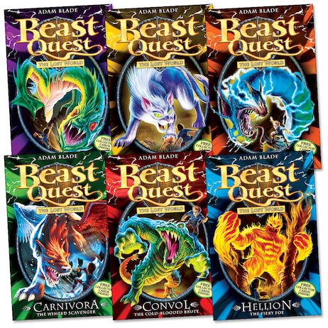 Beast Quest: Series 7 Pack