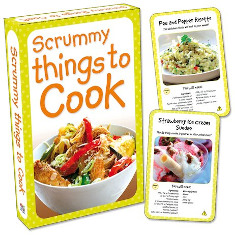 Scrummy Things to Cook