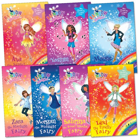 Rainbow Magic: Twilight Fairies Pack