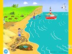 Explore the seaside - interactive resource