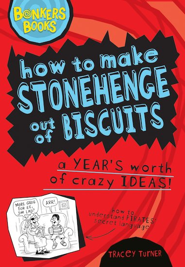 How to Make Stonehenge Out of Biscuits - A Year's Worth of Crazy Ideas!