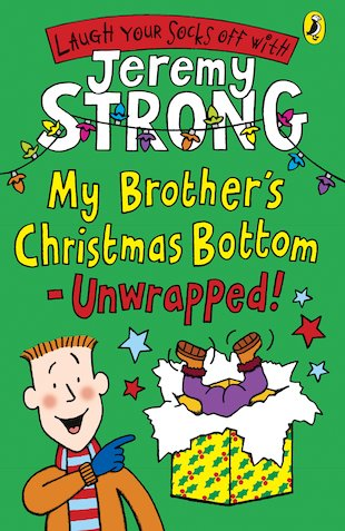 My Brother's Christmas Bottom: Unwrapped!