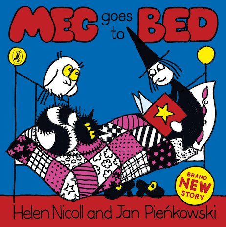 Meg and Mog: Meg Goes to Bed