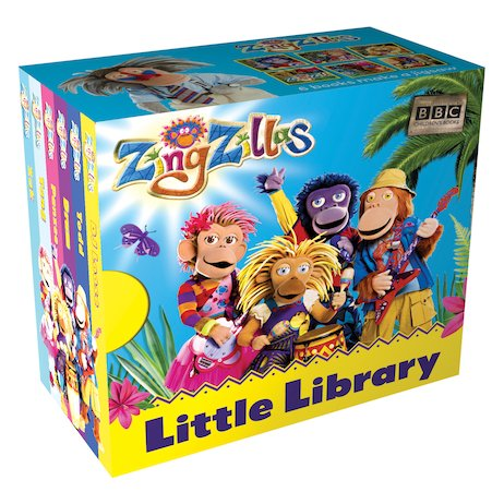 ZingZillas Little Library