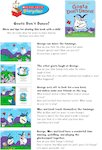 Goats Don't Dance Storytime Notes (1 page)