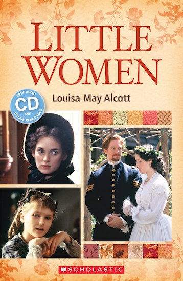 Little Women (Book and CD)
