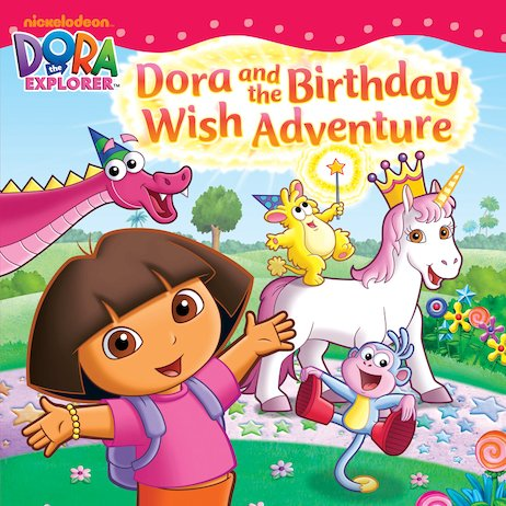 Dora and the Birthday Wish Adventure