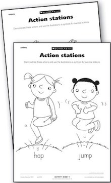 Action stations cards