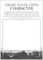 Kane Chronicles Draw Your Own Character