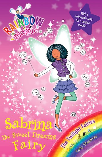Sabrina the Sweet Dreams Fairy