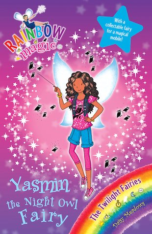 Yasmin the Night Owl Fairy