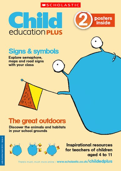 Child Education PLUS Late Summer term 2010 - Issue 4