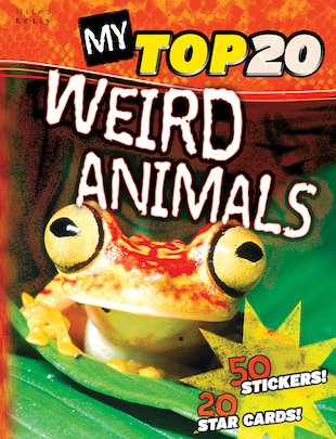 My Top 20 Weird Animals