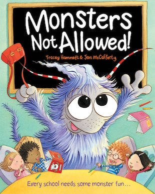 Monsters Not Allowed!